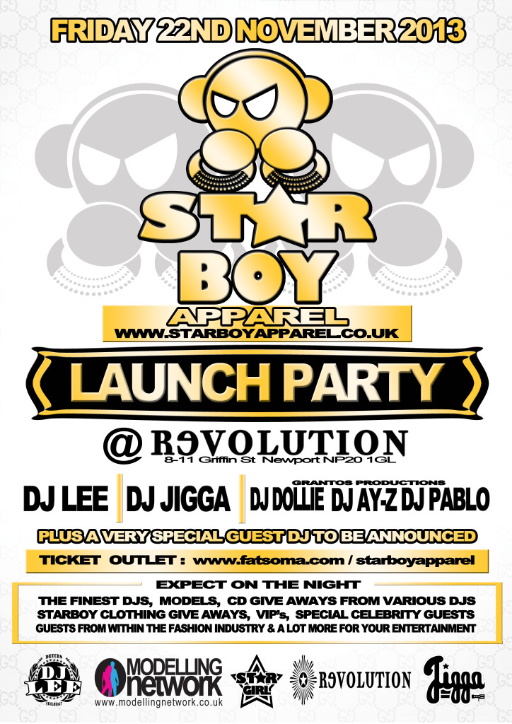 DJ LEE STARBOY APPAREL LAUNCH FLYER (WEB A2)