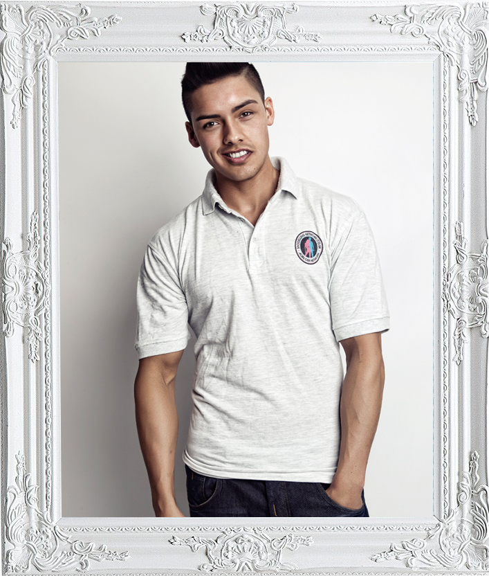 MN Mens Polo Shirt