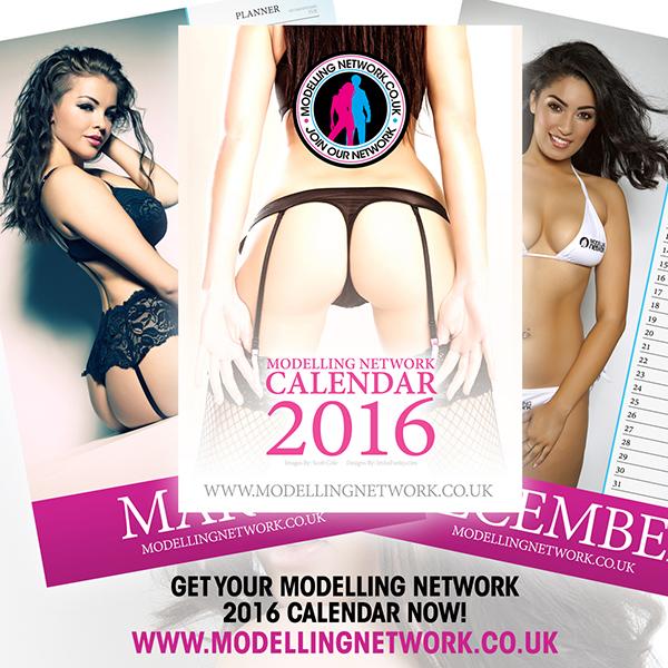 Modelling Network 2016 Calendar